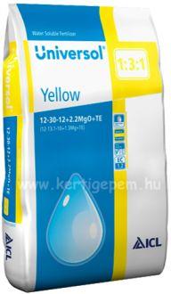 Everris Universol Yellow műtrágya