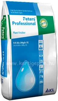 Everris Peters Professional Plant Finisher műtrágy