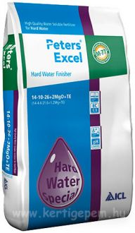 Everris Peters Excel Hard Water Finisher műtrágya