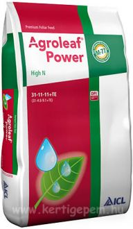 Everris Agroleaf Power High N műtrágya 2 kg